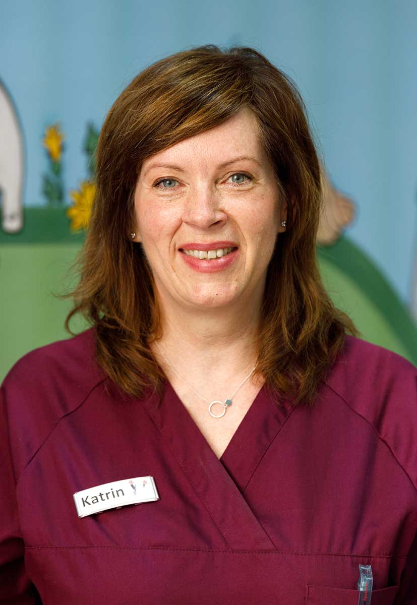 Dr med. Laura Schrörs Kinderarztin